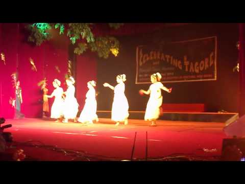 Experimental Dance On Jana Gana Mana - Gitanjali Dance Academy (shillong) video