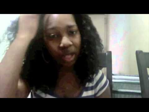 Full Sew-In Weave With Bangs-Natural Hair Protective Style | How To ...