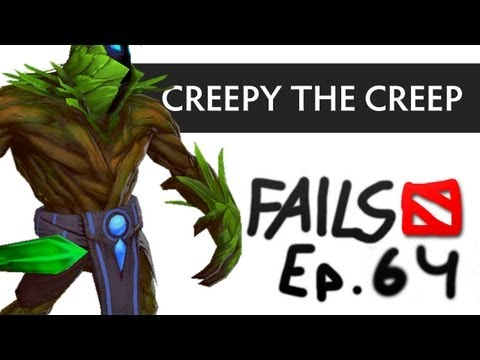 Dota 2 Fails of the Week - Ep. 64 - Creepy the Creep