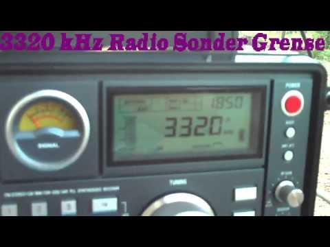 3320 kHz Radio Sonder grense , Meyerton , South Africa