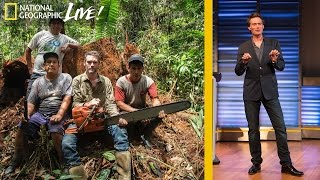 I Bought a Rain Forest, Part 2 | Nat Geo Live
