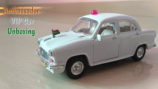 Centy Toys Classic Of Ambassador Car toy review Kids video VIP car Children' TV #KidsVideo