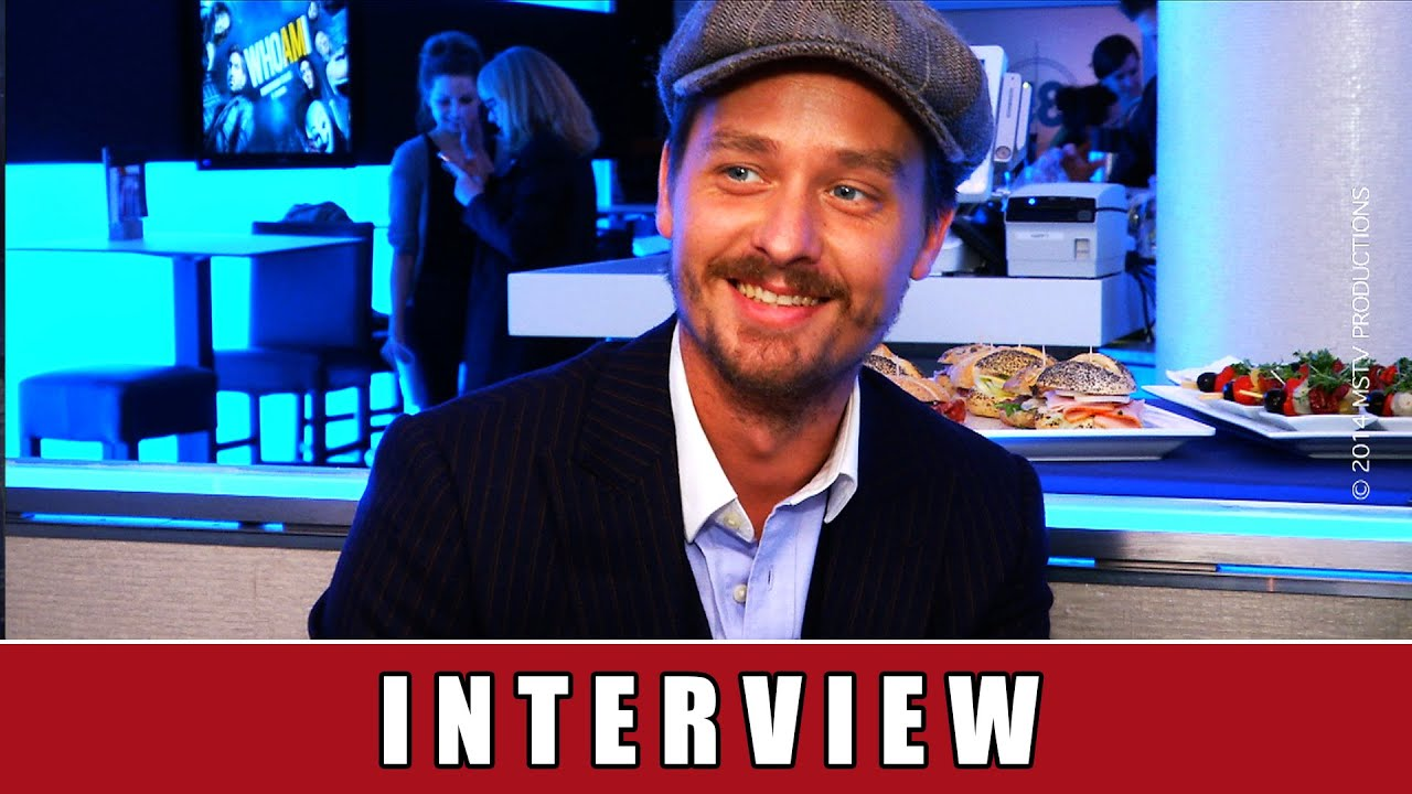Tom Schilling Interview Who am i Interview | Tom