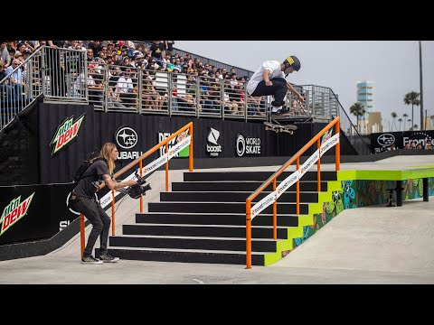 Men's Street Final Live Webcast | 2019 Dew Tour Long Beach