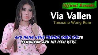 Karaoke ~ TRESNANE WONG KERE _ tanpa vokal   |   Official Karaoke