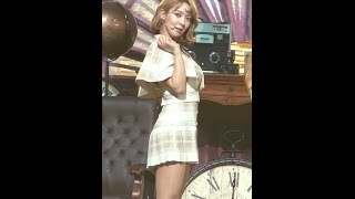 download lagu AOA에이오에이 ChoA초아 & Hyejeong혜정   Excuse Me Dance gratis