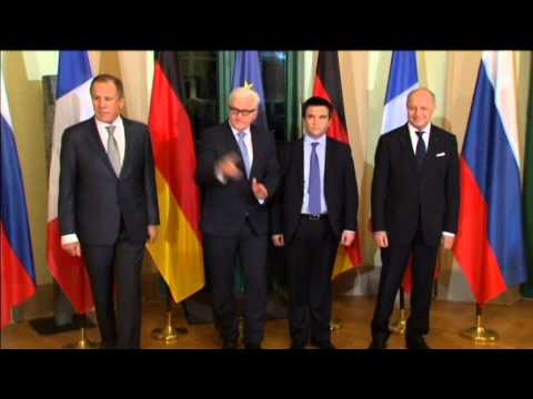 New Round of Peace Talks: Russian, Ukrainian, French and German FMs to meet in Berlin on 21 January