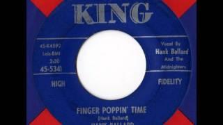 Watch Hank Ballard  The Midnighters Finger Poppin Time video