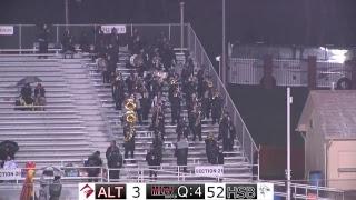 Harrisburg vs Altoona Football Oct 26 2018