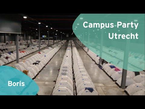 Campus Party Utrecht (Dutch)