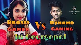 "#DynamoGaming Dynamo Gaming Vs BRosis Gamer In Georgopol ""Emulator"" Noob Vs Pro? #ShaktimaanGaming"
