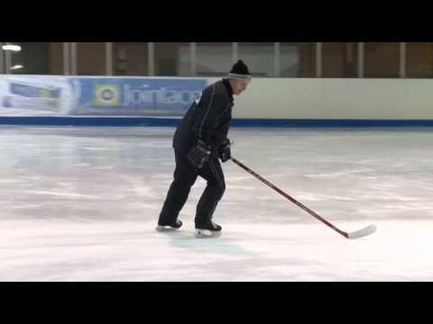 Уроки хоккея - видео