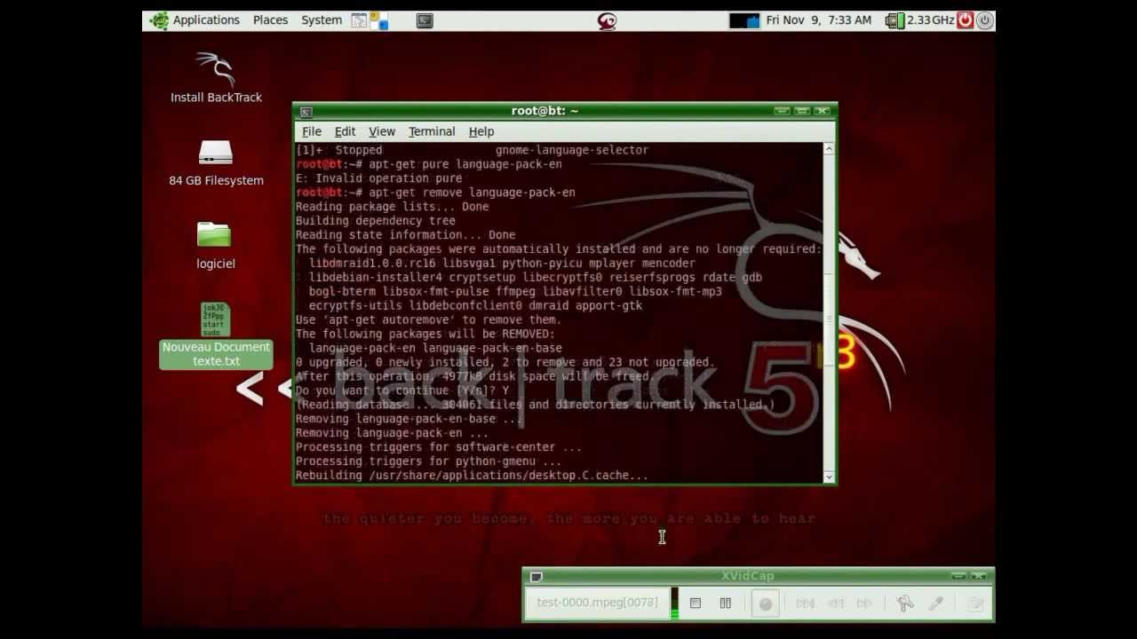 Взлом wi fi backtrack 5 r3 - youtube.