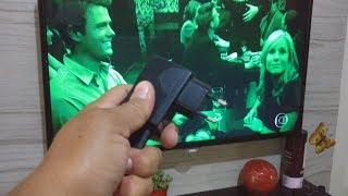 Como fazer uma antena Digital com um carregador de celular super fácil