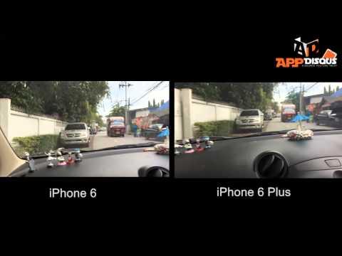 iTip iTech : เทียบระบบกันสั่นของกล้อง iPhone6 (ไม่มี OIS) และ iPhone 6 plus (มี OIS)