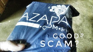 Lazada Express Delivery   Review