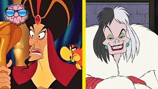 Top 10 BEST DISNEY VILLAINS