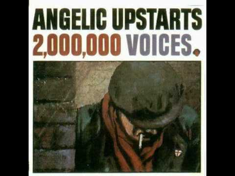 Angelic Upstarts - Guns For The Afghan Rebels