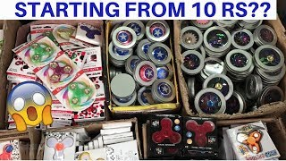 Cheapest Fidget Spinner Market[Wholesale/Retail] | Sadar Bazar | Delhi