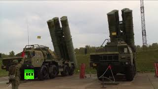 Planes, Paratroopers & Armored vehicles: 2nd day of Russia, Belarus military drills