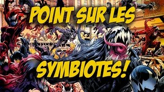 Super-Origines | Les symbiotes de Marvel