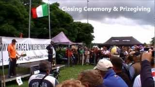 Tubertini Team Ireland World Feeder Fishing Championships - Belgium 2012