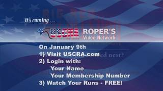 USCRA Ropers Video Network Promo