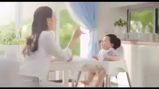 """Quảng cáo cho bé rất hài hước """"Bột ăn dặm Nestle CERELAC"""""""
