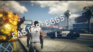 GTA V Playboy Malikanesi EASTER EGGS #1