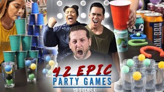 42 EPIC PARTY GAMES | Fun For Any Party!