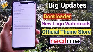 New Software Updates in All RealMe Devices, New Features Added in January