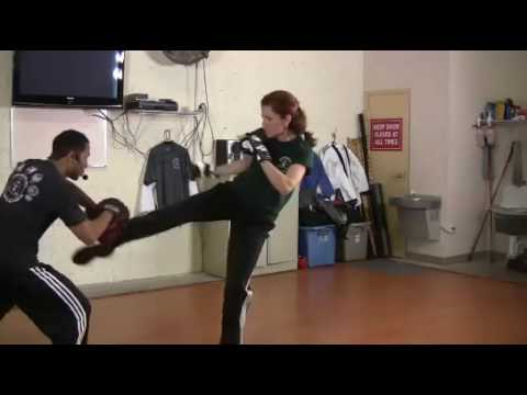 Kickboxing ABC - Attack By Combination - Jeet Kune Do Concepts Image 1