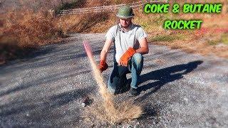 Don't Mix Coke With Butane!