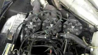 1998 Artic Cat ThunderCat 1000 Cold Start