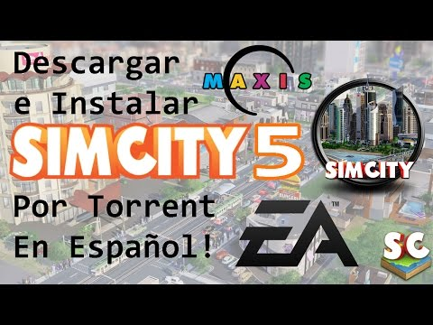 Descargar e Instalar SimCity 5 (2013) Full por Torrent en Español!!