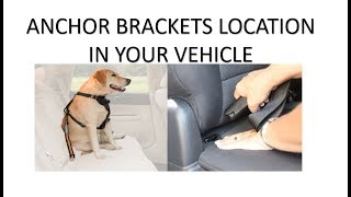 CAR SEAT BASE LATCH ANCHOR BRACKETS FOR BABY CAR SEATS AND MORE