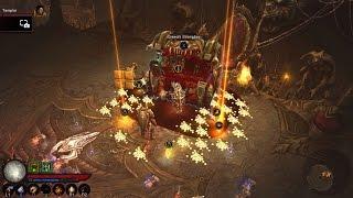 Diablo 3 Ultimate Evil Edition PS4 Treasure Goblin Vault