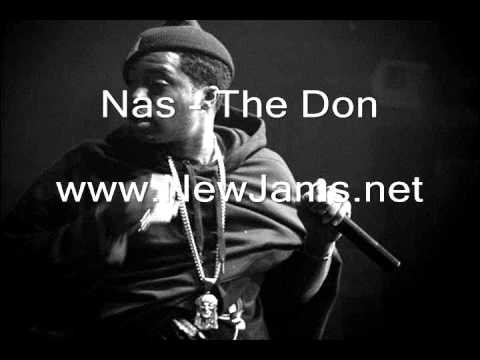 Nas - The Don (New Song 2012)