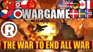 Wargame: Red Dragon -Gameplay- The War to End All War