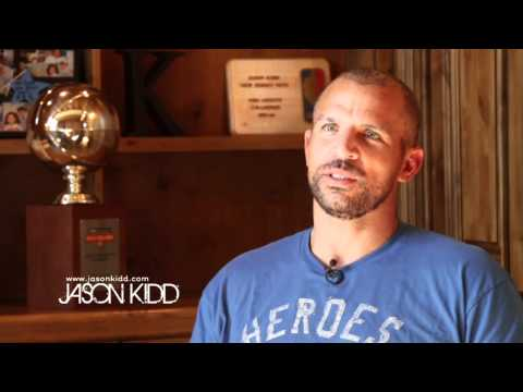 Jason Kidd | The Best Player I Ever Played Against | JasonKidd.com