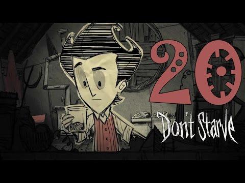 Don't Starve! # 20 [Пропавшие серии: Приключения]