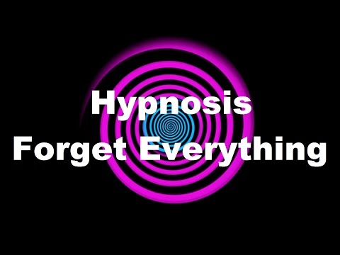 Hypnosis: Forget Everything (Request) [Read Description]