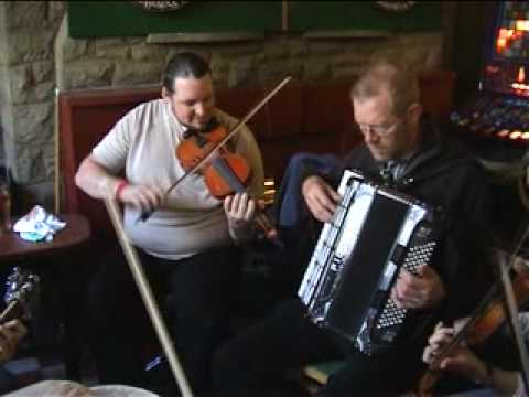 Orkney Folk Festival 2009 - Session - Genticorum, Sula, Molsky