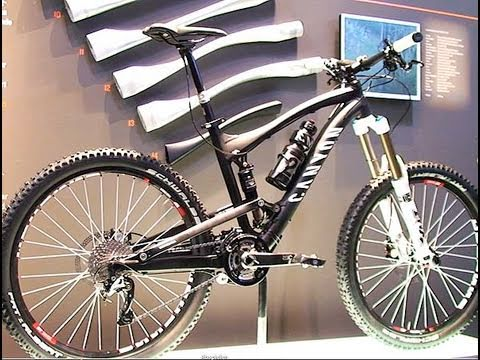 Eurobike 2010: Canyon All-Mountain-Fully »Strive ES«
