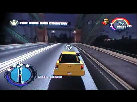 Saints Row #21 Vice Kings Stronghold #2 Filmore Parking Garage image
