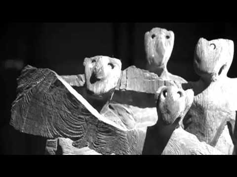 Thumbnail of Alexander Polzin talks about sculpture