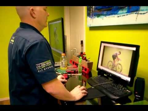Road Bike Fit / Seat Height Evaluation / Pedal Stroke Analysis