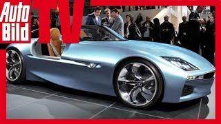 BMW Z1 Retrocar - BMW's Roadster