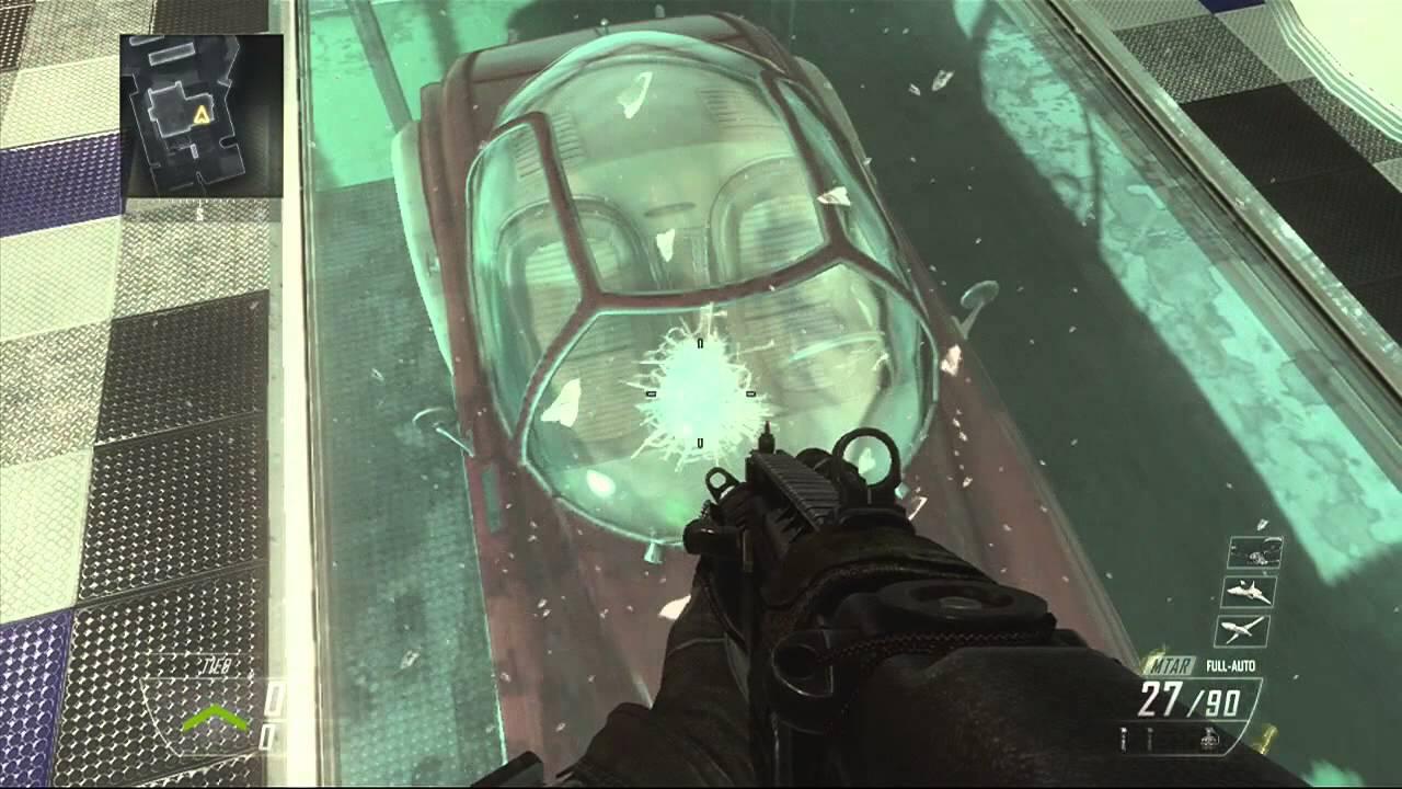 Call of Duty Black Ops 2 NukeTown 2025 Easter Egg! - YouTube