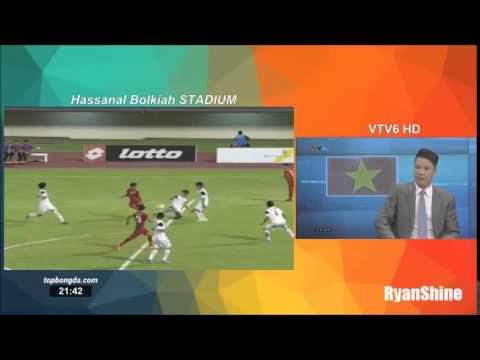 Music video Myanmar(U19) 4 - 3 Vietnam(U19) HD Highlights - Music Video Muzikoo